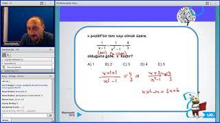 2017 KPSS Matematik Konu Anlatım videoları  Şenol Hoca Mat 1 Şenol Hoca Kpss