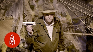 See One of the World's Largest Model Train Sets