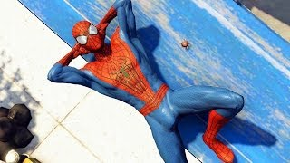 The Amazing Spider-Man 2 #01: Primeira Gameplay no Playstation 4 - PS4