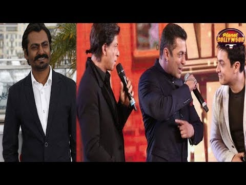 Nawazuddin Siddiqui Wants To Go The Salman,Aamir & Shahrukh Khan Way