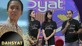 Dahsyat Kedatangan Bintang Tamu ''Surat Cinta Untuk Kartini '' [Dahsyat] [21 April 2016]