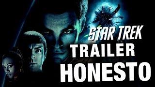 Trailer Honesto - Star Trek 2009 - Legendado