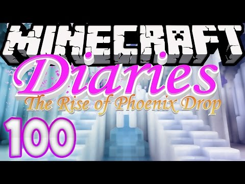 The Amulet s Secret Minecraft Diaries S1 Ep.100 Roleplay Adventure