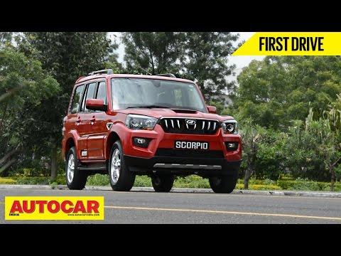 Xxx Mp4 2014 Mahindra Scorpio First Drive Video Review Autocar India 3gp Sex