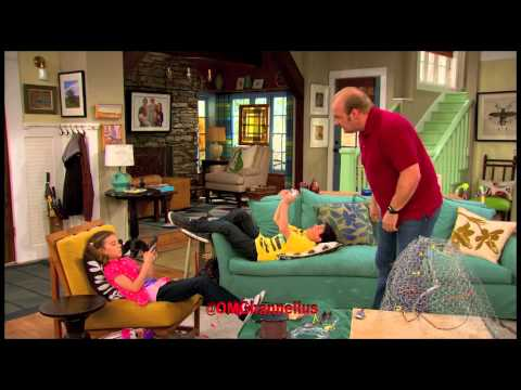 G Hannelius on Good Luck Charlie as Jo Keener - Charlie In Charge - Clip 2 HD