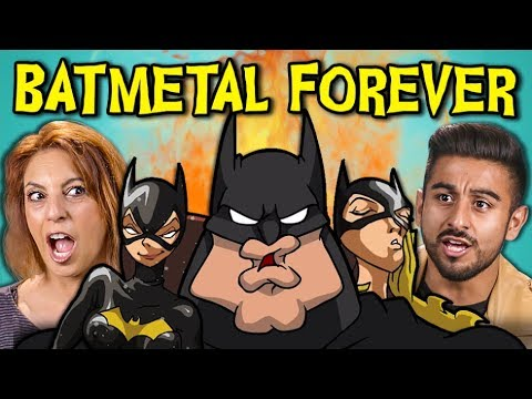 Xxx Mp4 ADULTS REACT TO BATMETAL FOREVER Death Metal Batman 3gp Sex