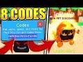 8 LEGENDARY INFERNUS PET CODES IN BUBBLE GUM SIMULATOR! (Roblox)