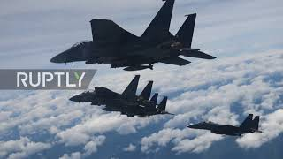 South Korea: Seoul shows force with live-fire drills following N. Korean missile launch over Japan