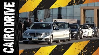 Mercedes-Benz Safety Driving Event - Cairo Drive