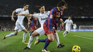Lionel Messi ● Runs and Dribbling Skills ● 2010-2011