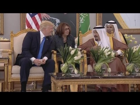 Xxx Mp4 President Trump Arrives In Saudi Arabia 3gp Sex
