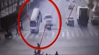 5 أحداث غامضة تم إلتقاطها على الكاميرا - Mysterious Events Caught on Camera