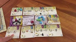 Board Game Reviews Ep #16: GUILDS OF LONDON