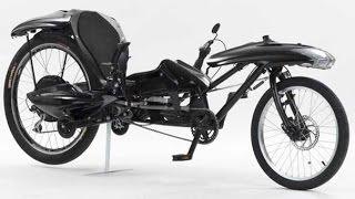 the Joystick Bike