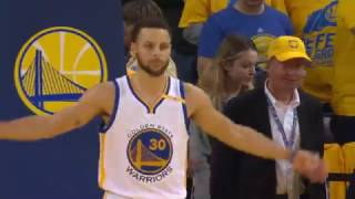 Portland Trail Blazers at Golden State Warriors - April 19, 2017