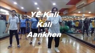 YE KALI KALI AANKHEN/BAAZIGAR/ANIKET L/dancepeople