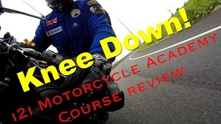 Knee Down i2i Motorcycle Academy review #37