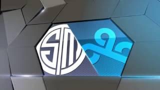 TSM vs C9 -  Week 1 Day 1 Match Highlights (Spring 2017)