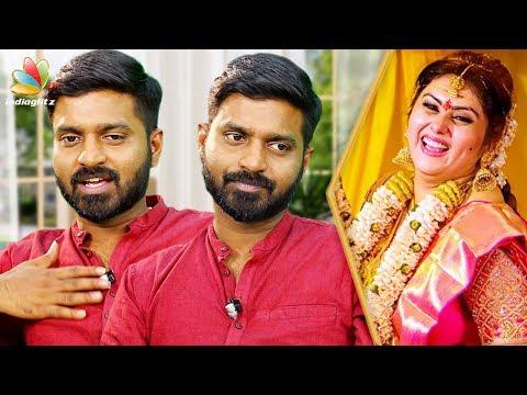Xxx Mp4 I Couldn T Take It I Cried Ma Ka Pa Anand Interview Namitha Marriage Panjumittai Movie 3gp Sex