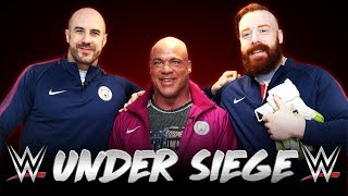 WWE STADIUM PENALTIES! | Sheamus, Cesaro and Kurt Angle