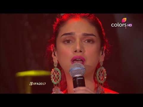 Xxx Mp4 Aditi Rao Hydari Singing Live Vaan Varuvaan IIFA Rocks 2017 A R Rahman Kaatru Veliyidai HD 3gp Sex
