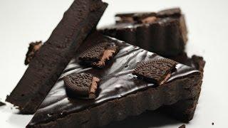 Dark Chocolate Tart | Sanjeev Kapoor Khazana