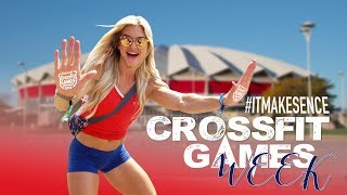 Brooke Ence - CrossFit Games Week