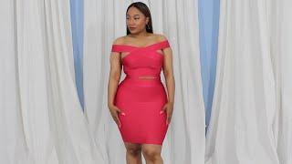 What's New In My Closet | Body Con Dresses | Jaz Jackson
