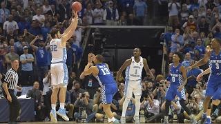 Elite Eight: UNC survives against Kentucky