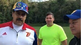 2017/04/26 Sobre la NEO-DICTADURA de Maduro instaurada en Venezuela