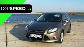 Jazdenka Ford Focus Mk3 - TOPSPEED.sk