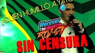 #Penaajena 🔥Lo que censuraron en el W2M Roast🔥 (LA GRAN HUMILLACION DE YAYO)