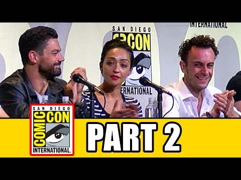 Xxx Mp4 PREACHER Comic Con Panel Part 2 Dominic Cooper Ruth Negga Joseph Gilgun Seth Rogen 3gp Sex