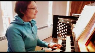 Ode to Joy on the organ | I am at work