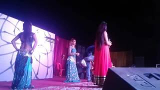 Pawan Singh &Acharacle singh stage show gopalganj
