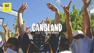 (free) 90s Old School boom bap type beat hip hop instrumental   'Gangland' prod. by ANTIK BEATS