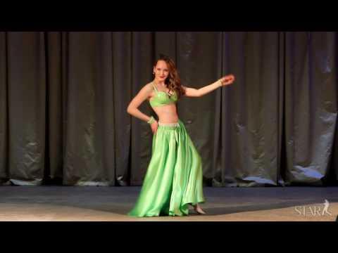 Belly dance / Alina Zibirova / DS STAR
