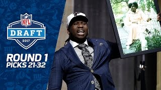 Picks 21-32: Two potential steals, and DEFENSE dominates (Round 1) | 2017 NFL Draft