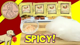 How To Make Carolina Reaper Cotton Candy