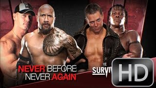 Full Fight Video WWE - Omg John cena & The Rock Vs The Miz & R Truth Crazy Match Original HD