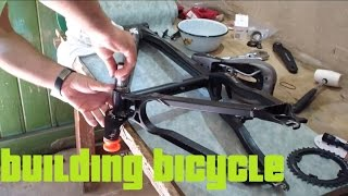 Building Bicycle - Dartmoor Street Fighter [BaninoStuntTeam]