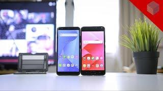 ASUS Zenfone Max Plus M1 VS Zenfone 4 Max Pro
