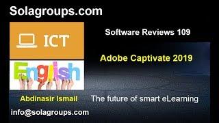 Software Reviews 109 Adobe Captivate 2019