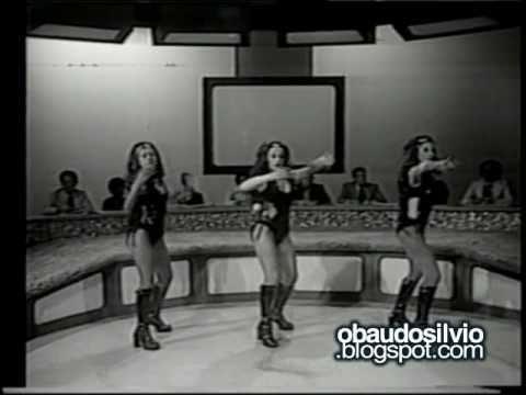 Silvio Santos Diferente TV Tupi 1975