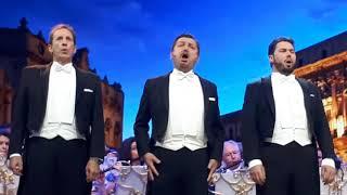 André Rieu & The Platin Tenors - Nessun Dorma (from Turandot) Live in Neu-Ulm, Germany