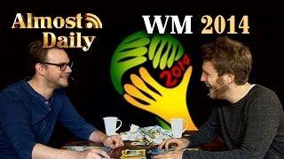 Almost Daily #89: WM 2014 (+ Sticker)