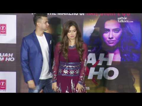 Wajah Tum Ho Movie Trailer 2016 Launch | Sana Khan,Sharman Joshi,Gurmeet Choudhary,Rajniesh
