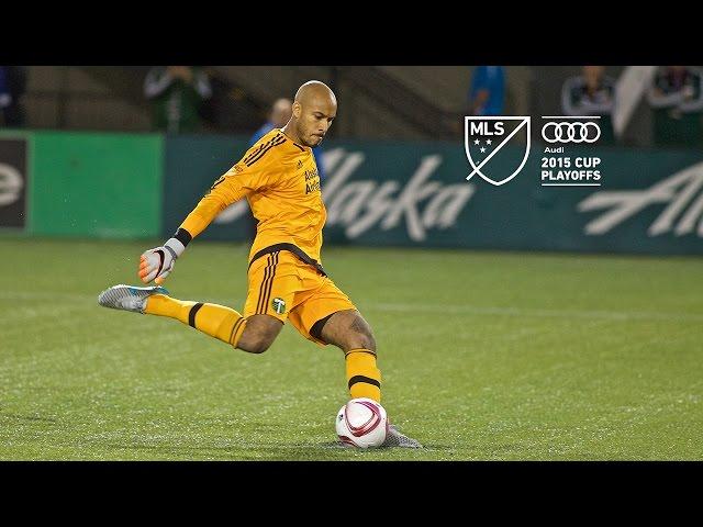 Penalty Shootout | Portland Timbers 7, Sporting Kansas City 6 | Audi 2015 MLS Cup Playoffs