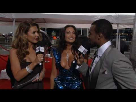 Xxx Mp4 Bleona Qereti Red Carpet Interview AMA 2011 3gp Sex