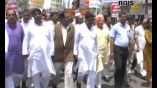 All-Religion March Preaches Brotherhood In Saharanpur-Hindi